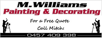 M. Williams Painting & Decorating